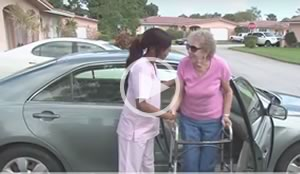 in-home care services, Video Library