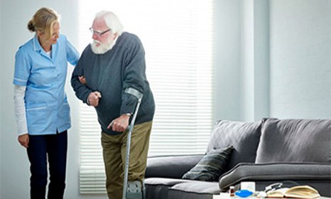 In Home Health Care, I'm Looking for Care
