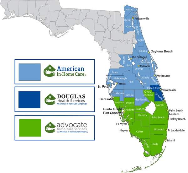 Douglas-Map