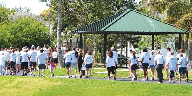 home health care tampa community walk
