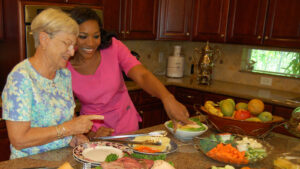 healthy eating options to help with chronic inflammation
